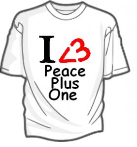 IHeartT-Shirt_PeacePlusOne