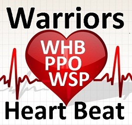 the Warriors HeartBeat – Passing the Torch